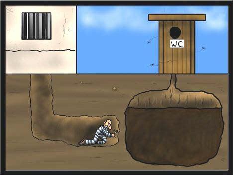 Bd Toilette by Image Bd Bande Dessin 233 E 233 Vasion Prison Fosse Scpetique Wc
