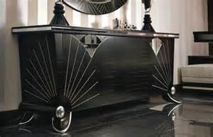 tl furniture a stylised macassar ebony sideboard