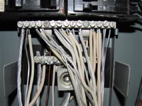 aluminum wiring in houses insurance chatham home inspectors typical electrical problems