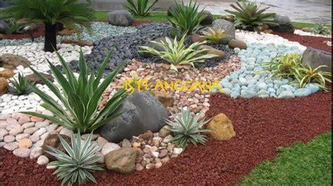 inspirasi desain taman batu koral coral rock garden design inspiration youtube