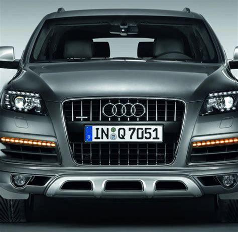 Neue Audi Q7 by Gel 228 Ndewagen So Lernt Der Neue Audi Q7 Das Sparen Welt