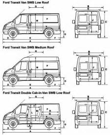 Ford Transit Height The Blueprints Blueprints Gt Cars Gt Ford Gt Ford