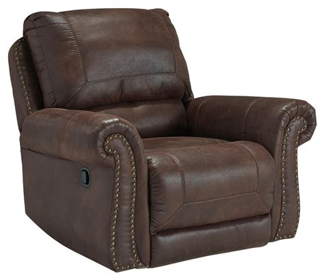 nairobi contemporary faux leather reclining sofa by benchcraft benchcraft breville 8000325 faux leather rocker recliner