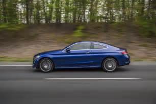 Second Mercedes 2017 Mercedes C300 Coupe Review Second Drive