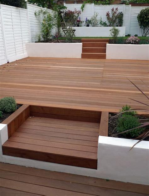 time  sort    garden  decking