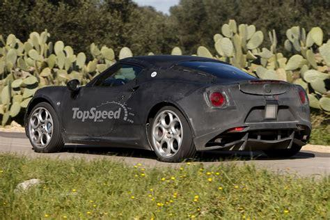 2014 alfa romeo 4c picture 491167 car review top speed