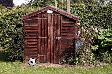 Football Shed two words football sheds the beautiful just got
