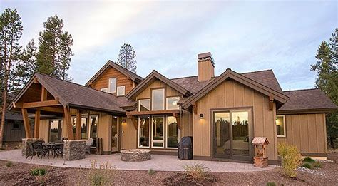 great covered patio home plan 81394w architectural architectural designs mountain living house plan 54220hu