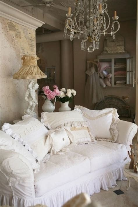 shabby chic white sofa 26 best images about shabby chic sofa on