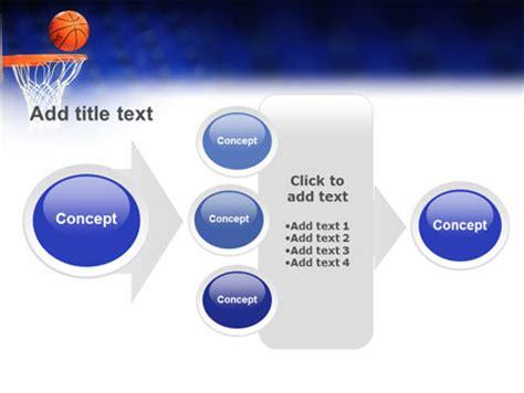 matching powerpoint template basketball match powerpoint template backgrounds 01816