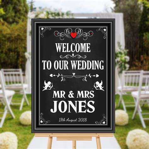 Wedding Banners Personalised by Personalised Wedding Banners Mini Bridal
