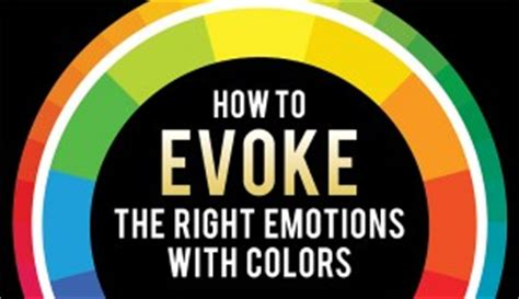 how to evoke the right emotions with strategic color placement visual learning center by visme
