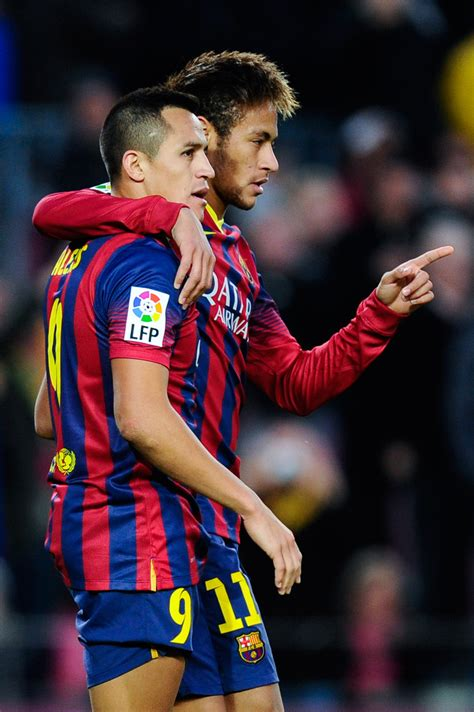 Alexis Sanchez Neymar | alexis sanchez neymar photos photos fc barcelona v