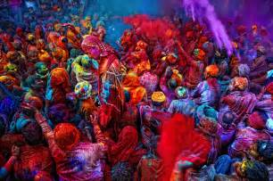 indian colors happy holi festival of colours water and megacities