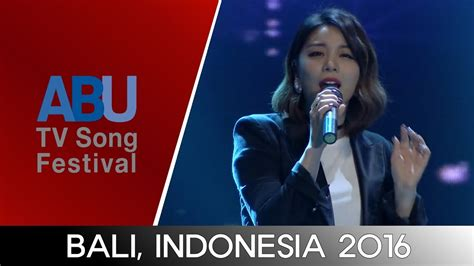 ailee singing got ailee singing got better korea abu tv song festival