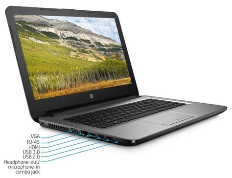 Hp Memori 32gb hp 14 an013nr affordable 14 quot laptop fhd amd e2 cpu 4gb