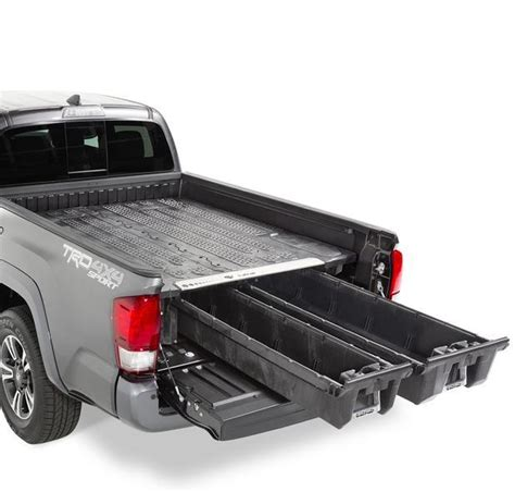 truck bed drawer system tacoma decked drawer system 2005 current toyota tacoma 5 1