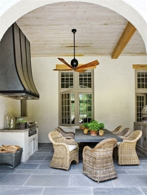 Outdoor Bbq Exhaust Fans Outdoor Kitchen For Entertaining Dwellings Design