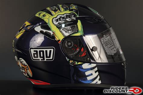 agv gp tech rossi donkey  hands helmet blowout   spyder forums   factor community