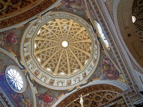 interno 18 santa interno della cupola di santa dei miracoli