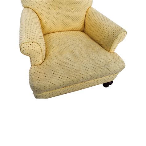 yellow leather chair with ottoman yellow leather chair with ottoman modern chair high quality