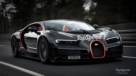 Bugatti Chiron Could Hit 310 MPH; Offer Targa Version News