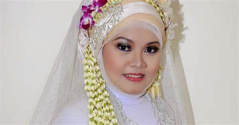 Kebaya Now Melati Putih griya rias pengantin kebaya surabaya rias pengantin muslim untuk akad nikah di surabaya