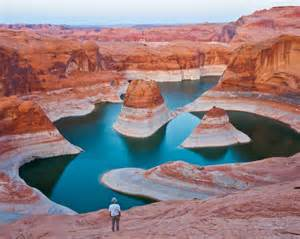 Alive glen canyon revived by drought the active times