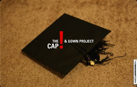 How To Decorate Cap And Gown by The Quot Cap Quot Gown Project Imaginary Zebra Iz