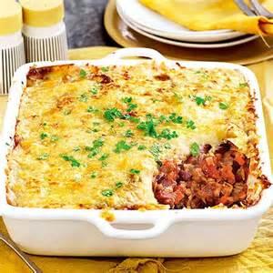 veggie cottage pie healthy food guide
