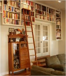 Asymmetrical Bookcase Home Library A Beautiful Little Fool