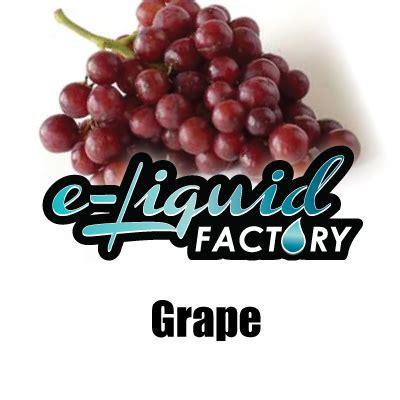 grape eliquid e liquid factory