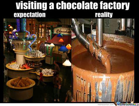 Meme Factory - chocolate factory by minimix meme center
