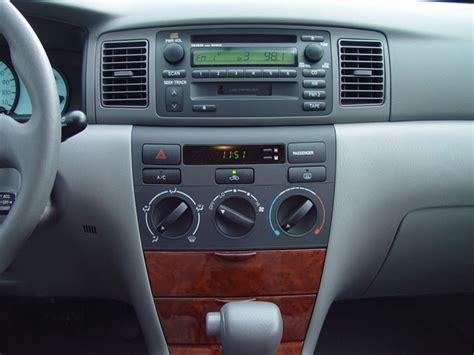 buy car manuals 2005 toyota corolla instrument cluster 2005 toyota corolla instrument panel interior photo automotive com