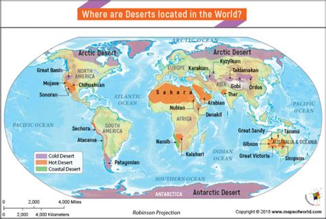 largest deserts   world answers