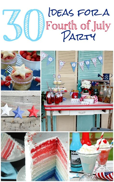 in july theme ideas 4th of july ideas lake this weekend four