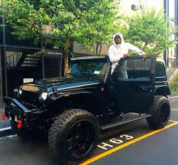 Jeep Wrangler Cars Kevin Hart S Custom Jeep Wrangler Cars
