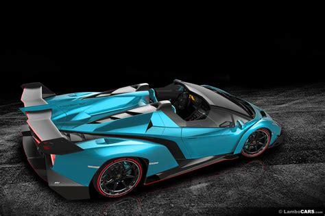 All About Lamborghini All Possible Lamborghini Veneno Colors Imagined Gtspirit