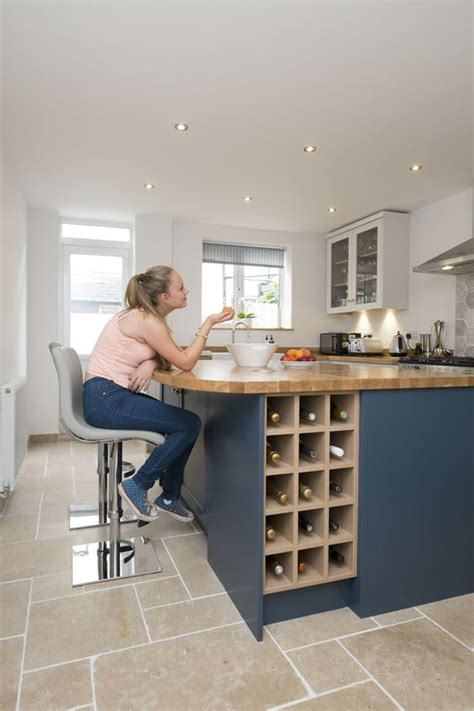 Kitchen Islands With Stools News Stiffkey Blue Kitchen Inspiration Warings Store