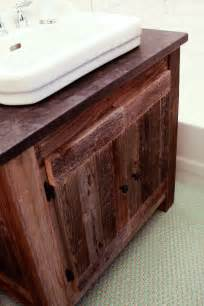 Reclaimed Wood Vanity Table White Reclaimed Wood Farmhouse Vanity Diy Projects