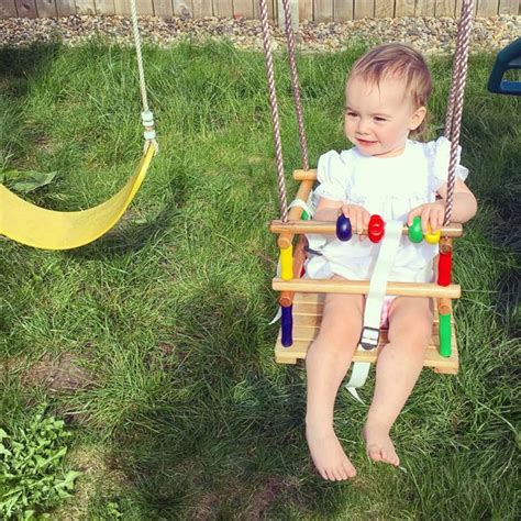 toddler tree swing 25 best ideas about wooden baby swing on pinterest baby