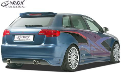 Dachspoiler Audi A3 8p by Dachspoiler Audi A3 8p Sportback Pu Hs Swiss Autotuning
