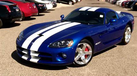 dodge viper blue 2006 dodge viper coupe srt10 153 of 200 viper blue