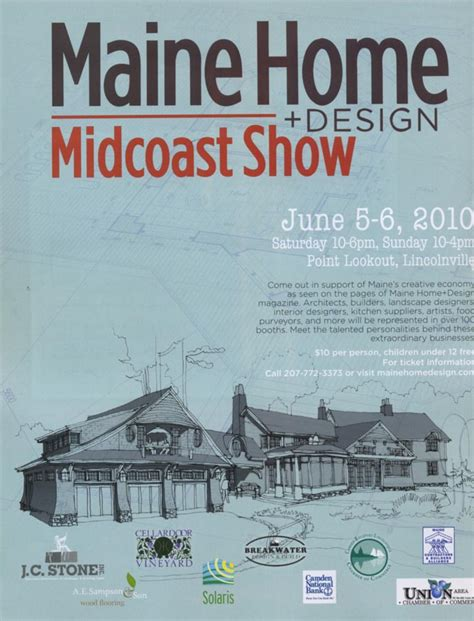 maine home design advertising home design