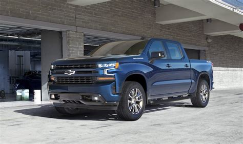 2019 chevy trucks new 2019 chevy silverado 1500 everything there is to