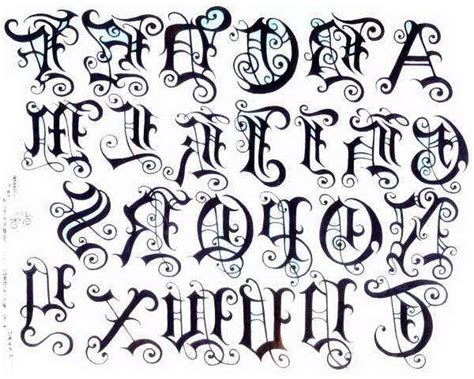 tattoo lettering designer old english letters tattoos pin fancy