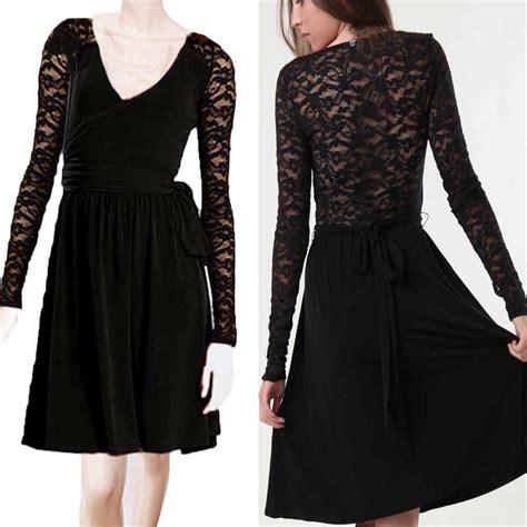 Victorias Secret Gorgeous Printed Wrap Dresses by New Secret Faux Wrap Dress Stunning Back Lace