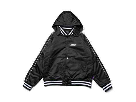 Hooded Baseball Jacket smg 2017 a w hooded baseball jacket smglife