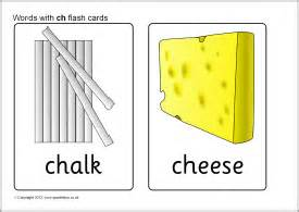 words with ch flash cards sb8747 sparklebox