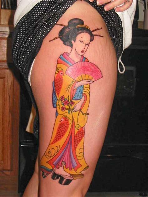 geisha tattoo magazine geisha tattoo